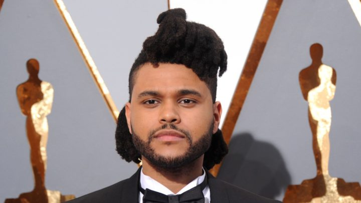 The Weeknd Looks Nearly Unrecognizable On The Red Carpet