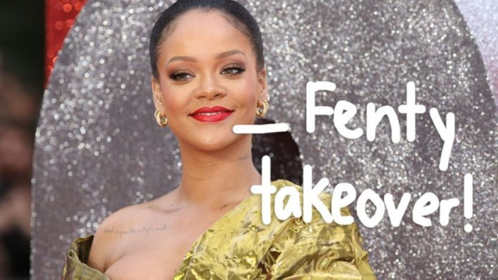 Celebs Praise Rihanna For Stunning & Inclusive Savage X Fenty New York Fashion Week Show! – Perez Hilton