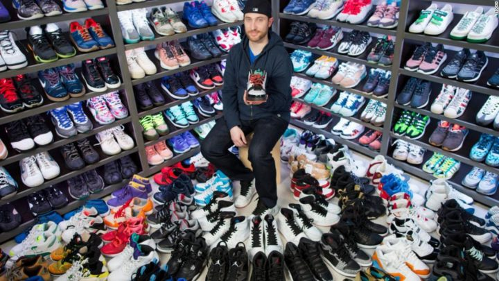 This billion-dollar startup is turning sneakers into a 'stock market'