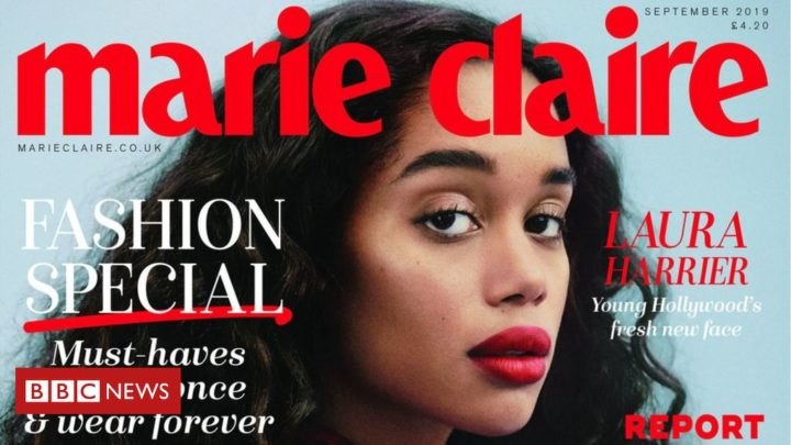 Marie Claire to stop producing UK print magazine