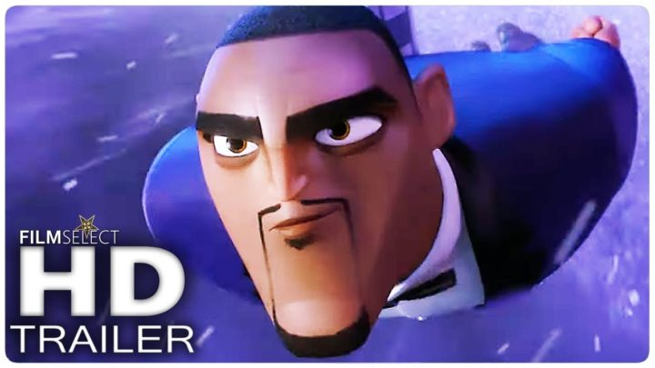 SPIES IN DISGUISE Trailer 3 (2019)