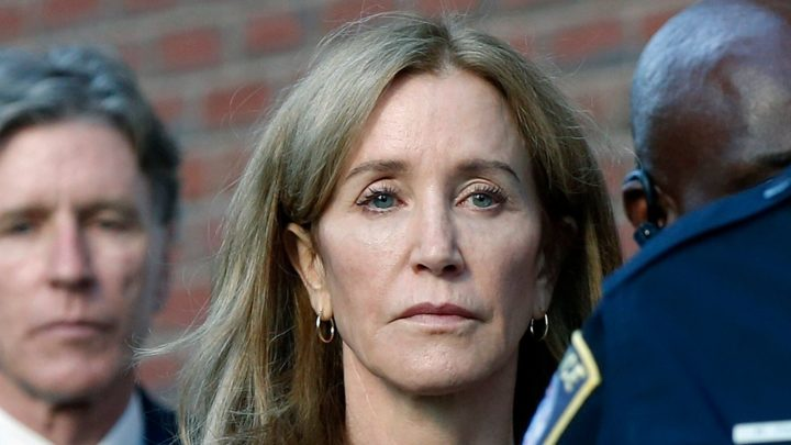 Felicity Huffman Released From Prison Three Days Early