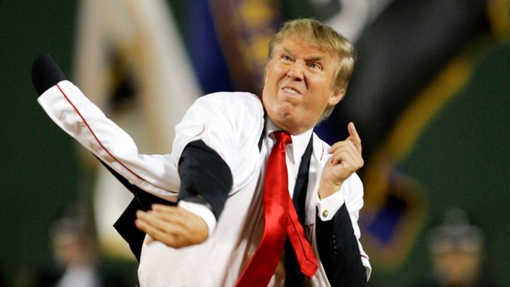 Chef, Trump Critic Jos Andrs To Throw First Pitch Of Game 5 With Trump Watching