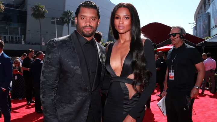 See Ciara And Russell Wilson Totally Transform Into Beyonc And Jay-Z For Halloween