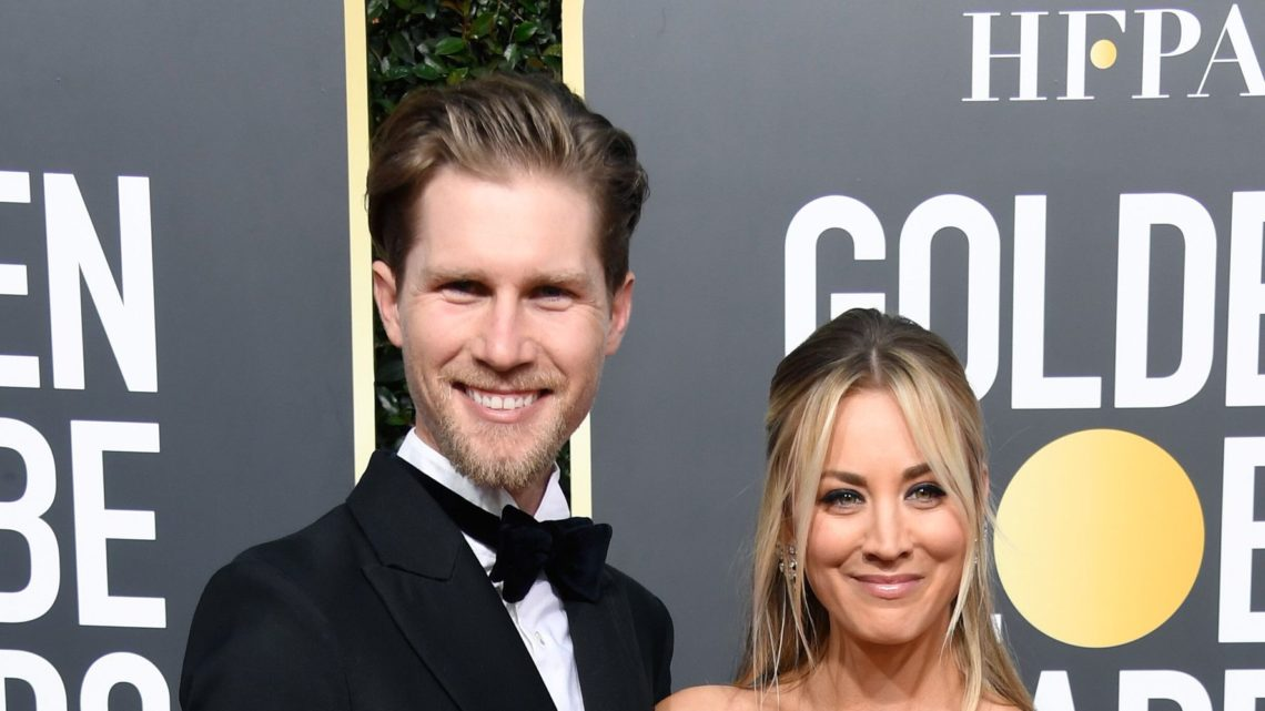 Kaley Cuoco Reveals She Still Doesn't Live With Her Husband