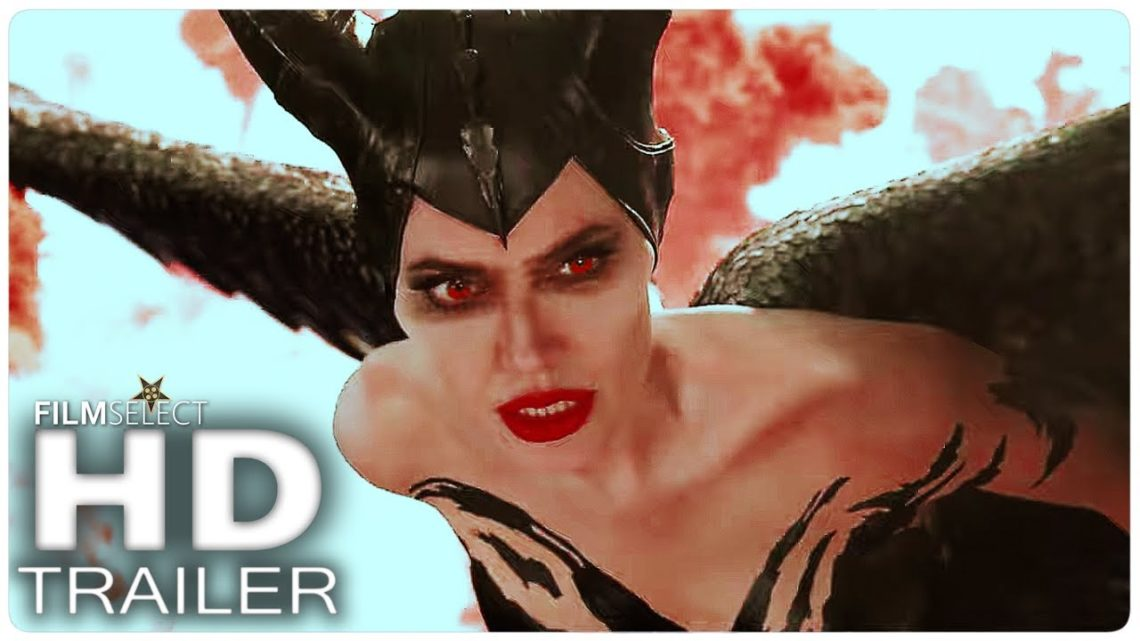MALEFICENT 2: MISTRESS OF EVIL Final Trailer (Extended) 2019