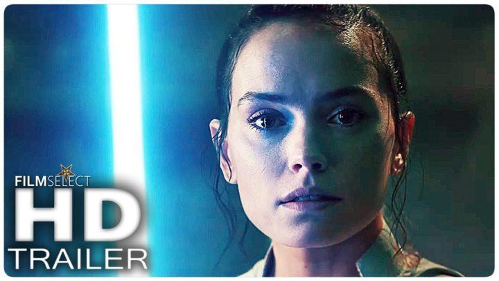 STAR WARS 9: THE RISE OF SKYWALKER Final Trailer (2019)