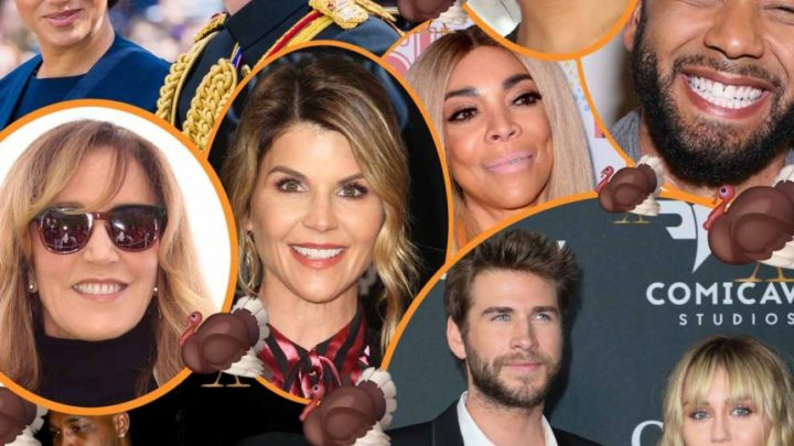 Celebrity Drama We're Thankful For In 2019! – Perez Hilton