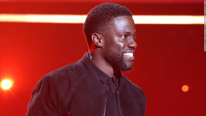 People's Choice Awards 2019: Kevin Hart makes first public appearance since car accident