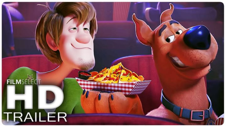 SCOOB! Trailer (2020)