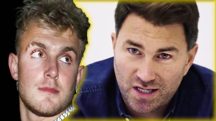 Eddie Hearn Slams Jake Paul & Shannon Briggs Comments After Logan Paul Loses To KSI