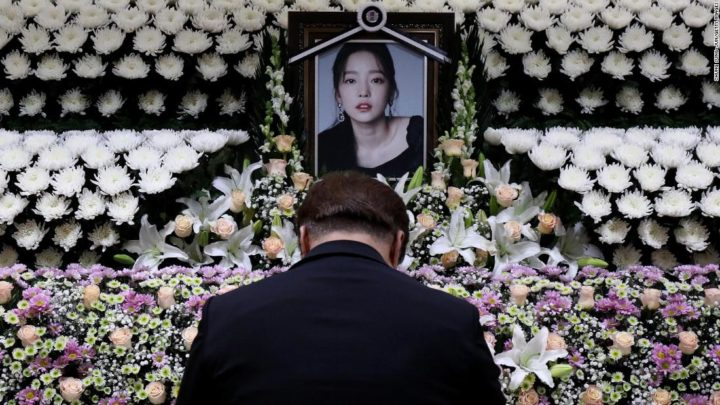 After another K-pop death, spotlight turns to difficulties faced by industry's 'perfect' stars