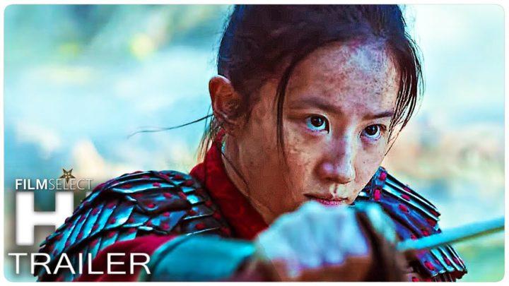 MULAN Trailer 2 (2020)
