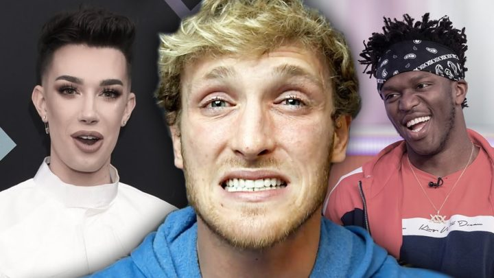 KSI & James Charles React To Logan Paul Trending Over Fake Leak