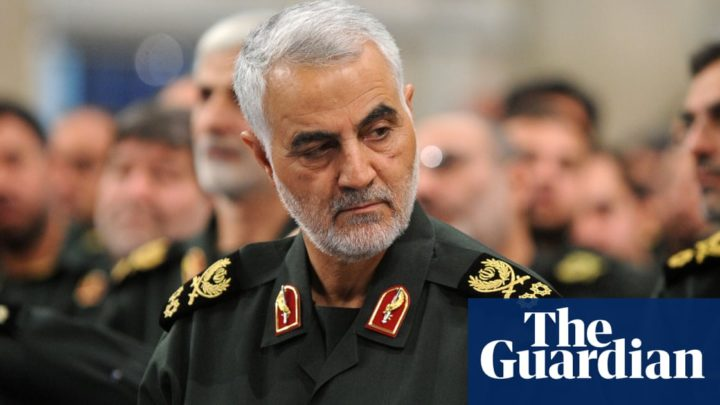 General Qassem Suleimani obituary