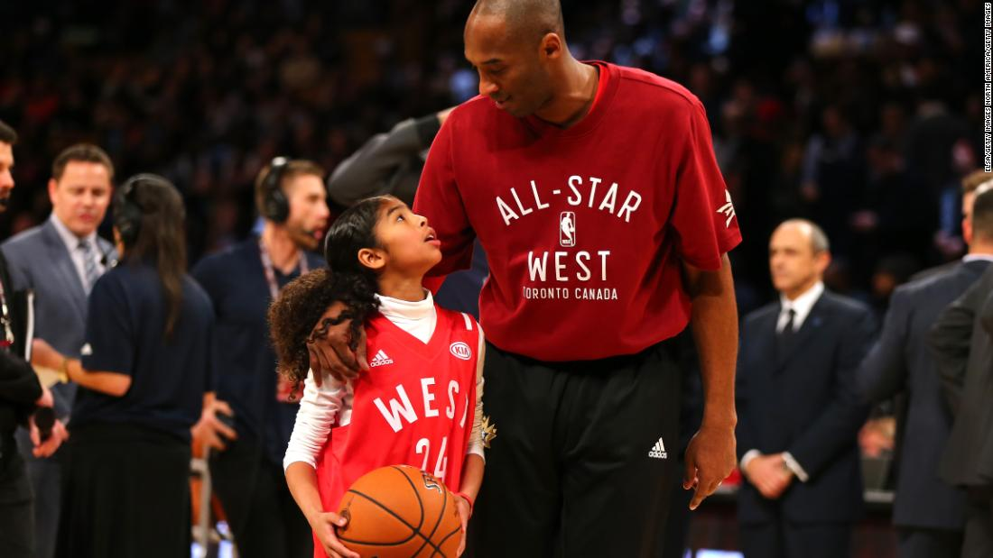 Kobe didn't just champion the WNBA. He helped open doors for women in sports like me