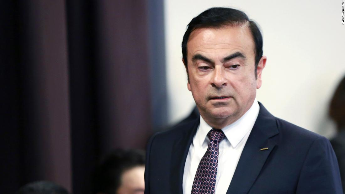 Ex-Nissan chief Carlos Ghosn has fled Japan for Lebanon