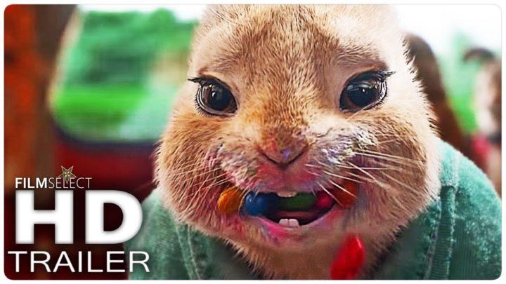 PETER RABBIT 2 Trailer 2 (2020)