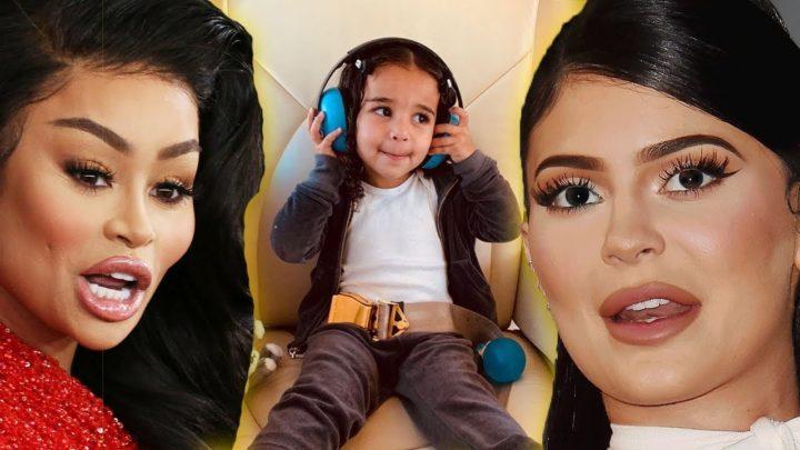 Blac Chyna Slams Kylie Jenner Over Dream Kardashian Helicopter Ride