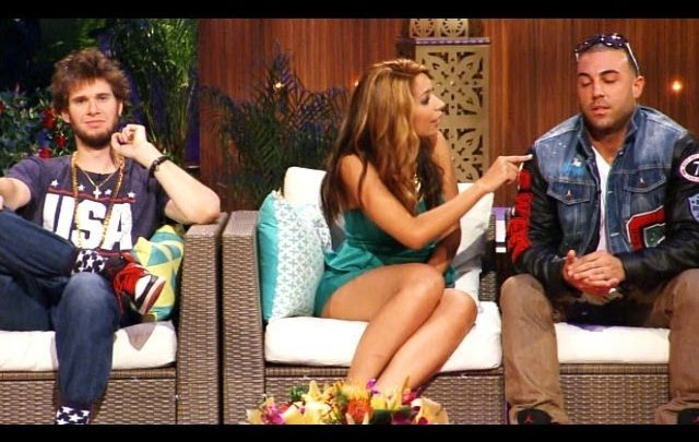 'Are You The One' Reunion Fight: John Disses Jacy & Chris