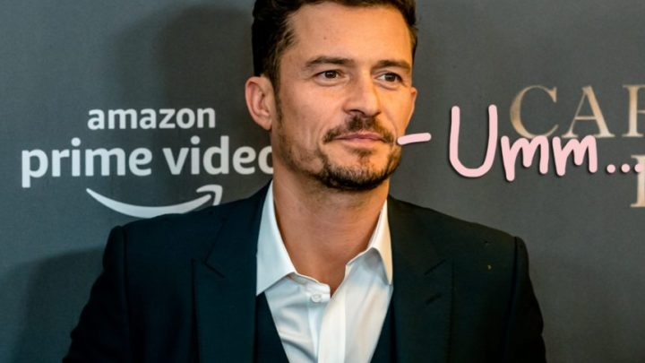Orlando Bloom Got His Son's Name Tattooed On His Arm – But It's Spelled Wrong! – Perez Hilton