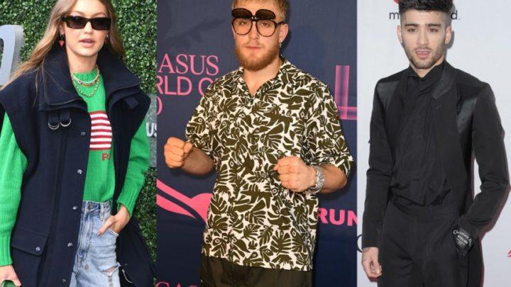 Jake Paul Goes After Zayn Malik – But Gigi Hadid Stands Up For Her Man! – Perez Hilton