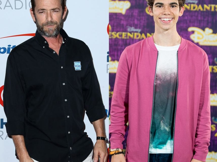 Luke Perry & Cameron Boyce Weren't Included In Oscars' 'In Memoriam' Segment – And Fans Are PISSED! – Perez Hilton