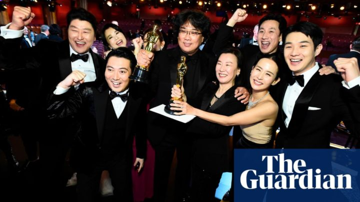 Self-flagellation and stuffed goody bags: my night at the tacky, endearing Oscars