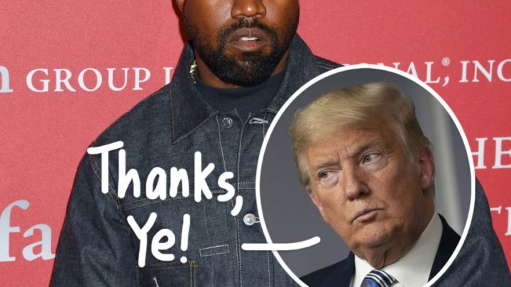 Kanye West Gets Real About His Unrelenting Public Support For Donald Trump: 'Everything Is About Putting People In Their Place' – Perez Hilton