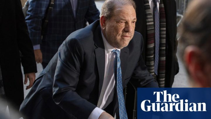 Harvey Weinstein sentenced to 23 years in prison on rape conviction