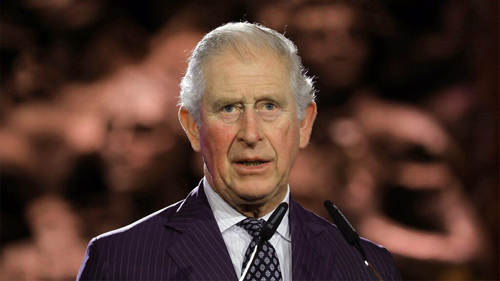 Where was Prince Charles before testing positive for coronavirus?