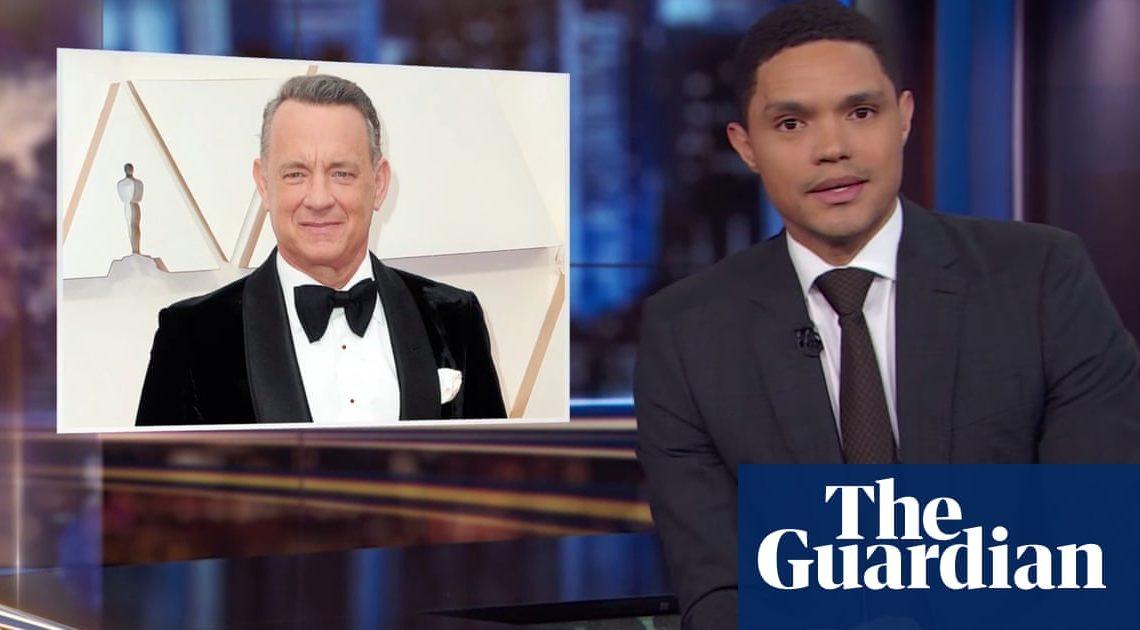 Trevor Noah: 'Coronavirus chose Tom Hanks to send a message to the rest of us'