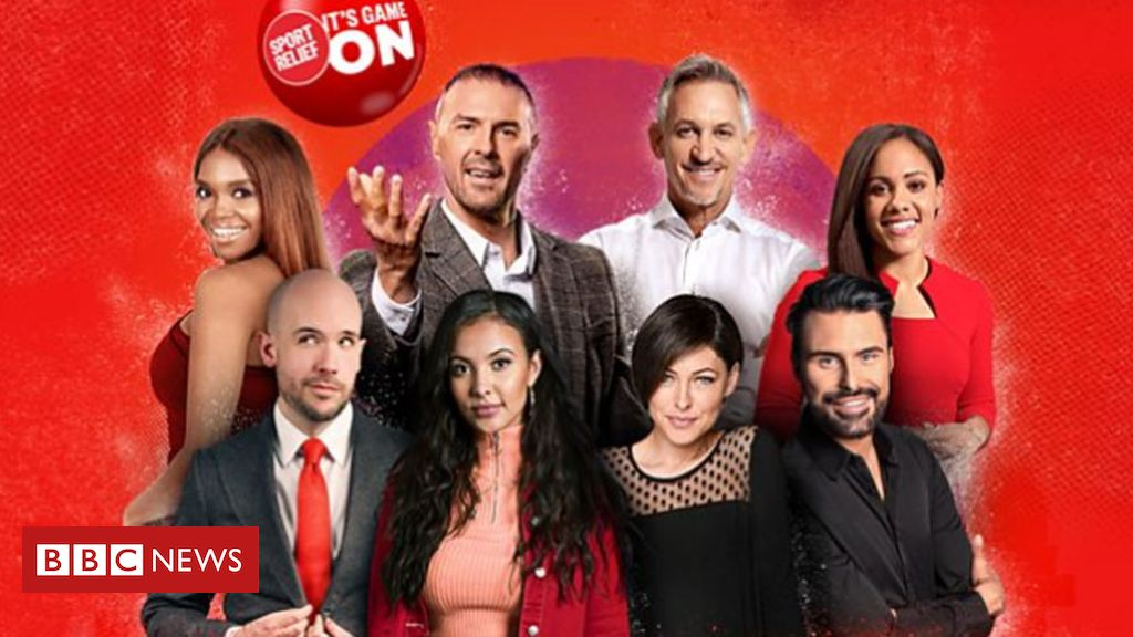 Sport Relief appeal raises more than 40m