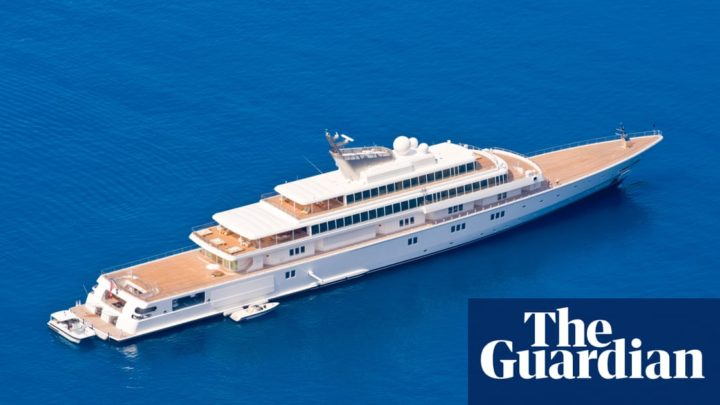 Billionaires, please back off  we can't all self-isolate on a giant yacht