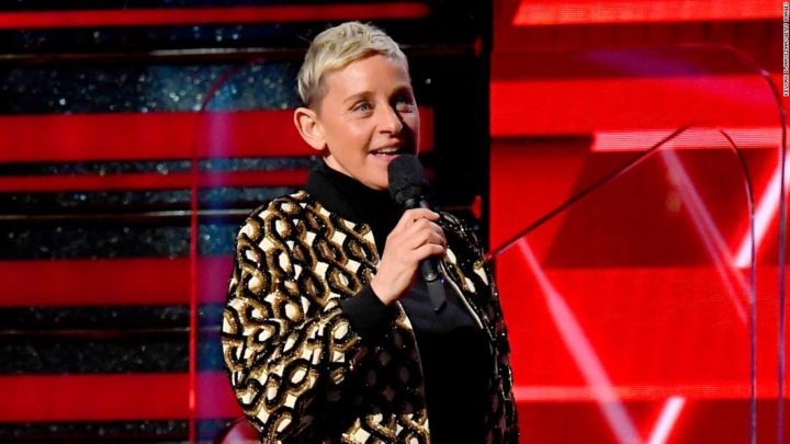 Ellen DeGeneres sparks backlash after joking that self-quarantine is like 'being in jail'