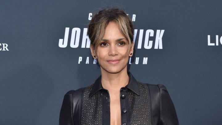 Halle Berry on being single: 'I might stay like this'
