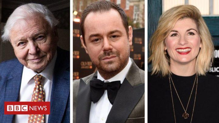 Stars take part in BBC lockdown learning scheme