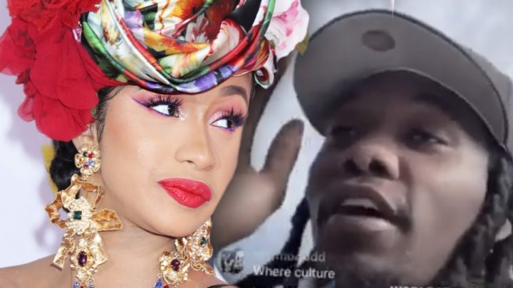 Offset Speaks Cheating On Cardi B Claims In New Video