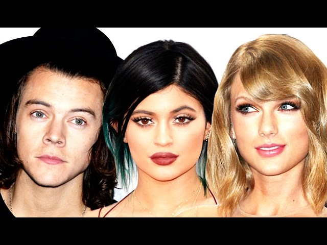Taylor Swift, Kylie Jenner, One Direction – Awkward AMA Moments