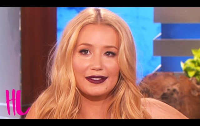Iggy Azalea Talks Nick Young Cheating Video – AWKWARD
