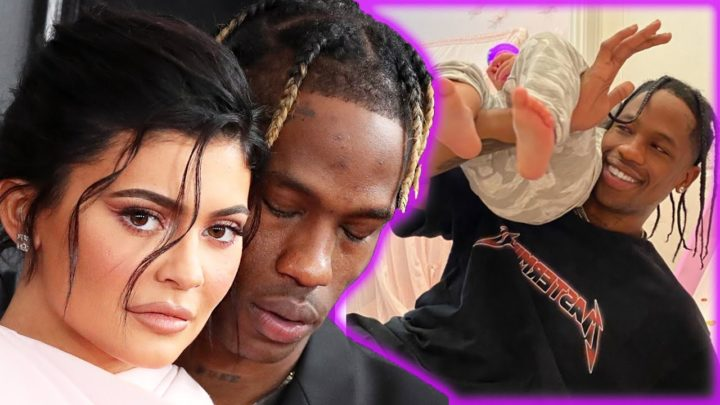Kylie Jenner Reunites With Travis Scott In New OutWest TikTok Video